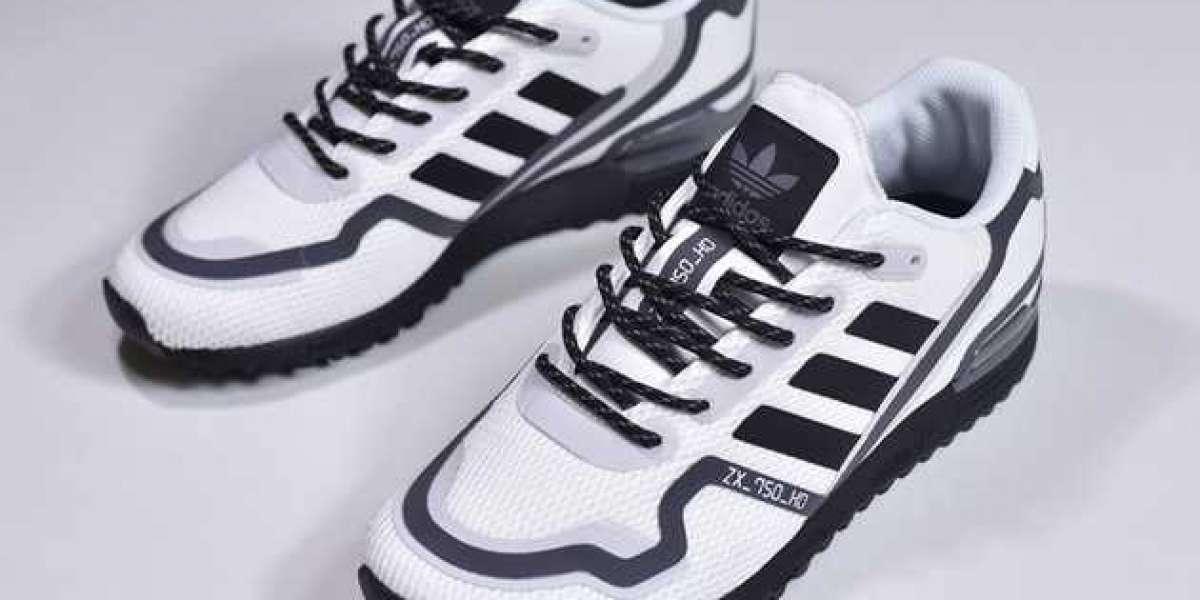 2020 adidas Original ZX 750 HD White Night Metallic FX7471 Online Cheap