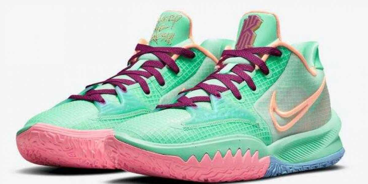 """Nike Kyrie Low 4 """"Keep Sue Fresh"""" Ready for Sale this Week"""