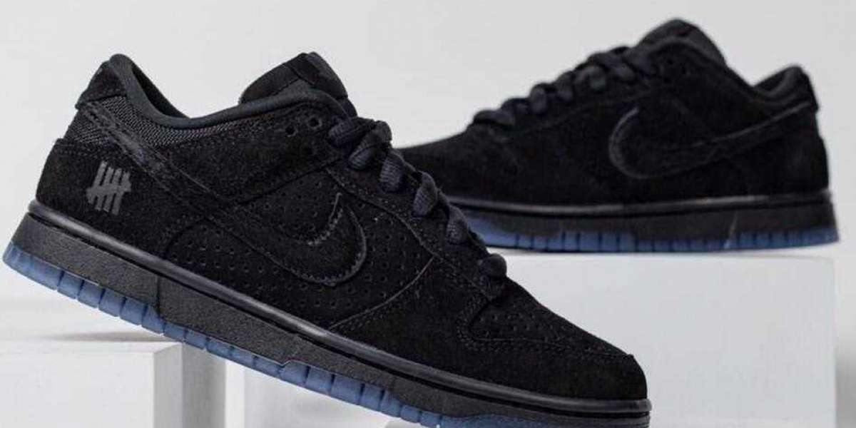 DO9329-001 UNDEFEATED x Nike Dunk Low Dunk Vs AF-1 Coming Soon