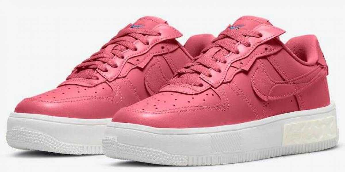 """Women's Nike Air Force 1 Fontanka """"Archeo Pink"""" Ready for Summer"""